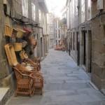 9. Vigo Old Town